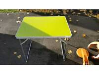 Camping table