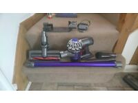 Dyson V6 Animal + Holster & Tools Excellent Condition