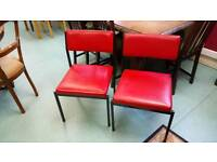 2 x 2 chairs
