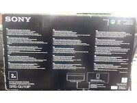 sony active speaker system brand new