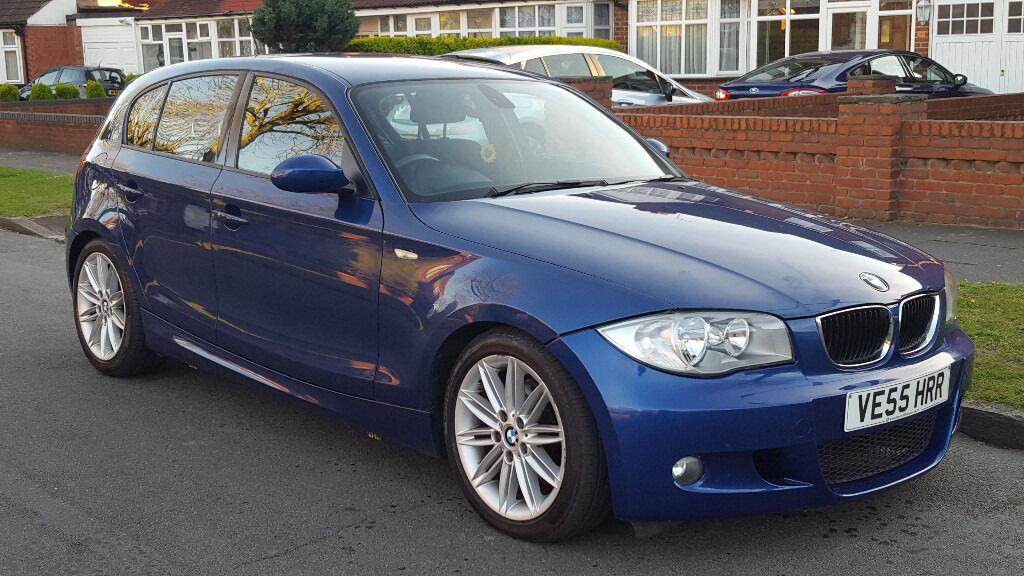 BMW 1 Series 118d M Sport 5 Door FSH + 1 Owner + HPI Clear not 120d