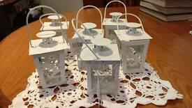 Mini lantern job lot