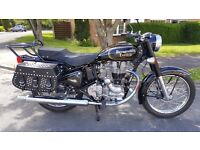 ROYAL ENFIELD 350 BULLET ONLY 2200 MILES IMMACULATE NATIONWIDE DELIVERY AVAILABLE