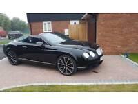Bentley continental v12 GTc