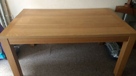 Wooden Table for sale £20 Excellent Quality Buyer collects Bournemouth area
