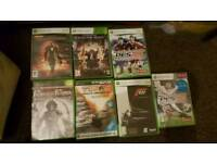 Xbox 360 games 11 games