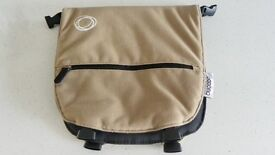 BUGABOO FLEECE SAND NAPPY / CHANGING BAG COVER / MAT