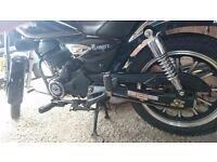 Lexmoto Ranger 125cc 2013