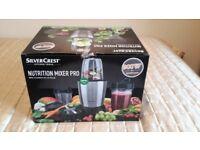 nutrition mixer pro