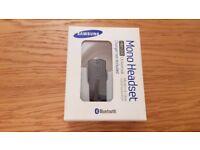 Samsung 1200 bluetooth headset brand new abd unopened