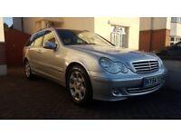 2004 Mercedes-Benz C-Class 2.1 C220 CDI SE 5dr Estate - Excellent Condition, FSH