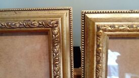 Two picture/photo frames