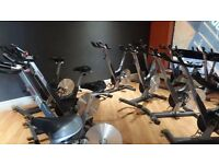 Keiser M3 Indoor Cycle/Spin Bike
