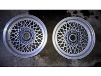 Rover SD1 Vitesse Alloy Wheels