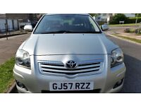 TOYOTA AVENSIS ONE OWNER