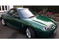 MG TF 1.8 135 2dr Low mileage, new head gasket