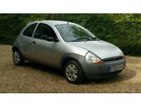 FORD KA 1.3 DESIGN(2006) 12 MONTHS MOT-VERY LOW MILEAGE at 63k-Full Ford Service History-IMMACULATE!
