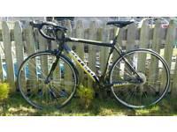 Carrera TDF Road Bike 14 speed.