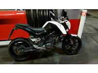 Ktm duke 125 abs sale/swap