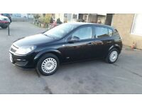 VAUXHALL ASTRA 2009 2 OWNER