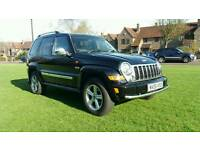 2005 Automatic Jeep Cherokee CRD PX considered