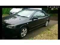 Vauxhall astra convertible (may swap)