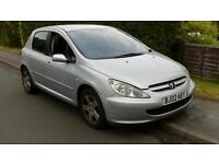 Peugeot 307 2.0 hdi spares parts breaking