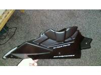 Mt09 Tracer Belly Pan