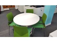 Small Table & 4 Chairs Set - Office or Home