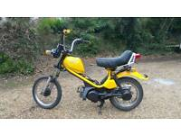 Yamaha MS50 Two Stroke Moped