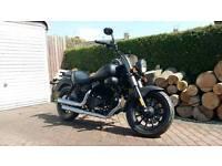 Keeway Blackster cruiser motorbike