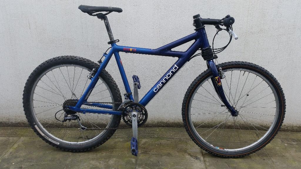 ccfa5467062 Retro Cannondale Delta V700 mountain bike   in Brighton, East ...