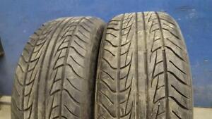 2X 225 50 17 UNIROYAL All Season Tires Pneus