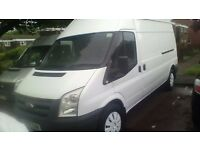 STS Van and Man hire services ltd