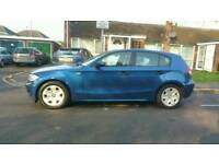 BMW 1 Series 118d 2.0 Turbo Diesel 5 Door Excellent Drive