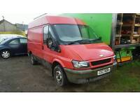 05 Ford transit tddi *** BREAKING