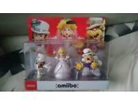 Mario wedding amiibo Odyssey