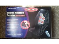 Medicarn Therapy Pro 500H Shiatsu Massage Cushion with Heat