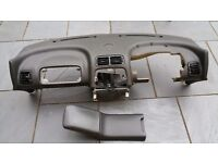 MGF Mk1 Dashboard and Centre Armrest