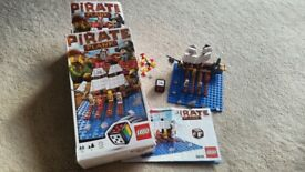 Lego Pirate Plank game