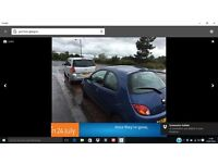 ford ka style 57 reg may px for 4 door car