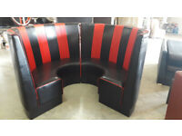 Modern furniture for restaurants, cafe shops and barber shops
