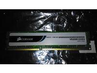 Corsair 2GB DDR3 Ram