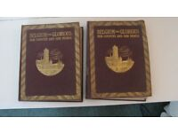 Belgium the Glorious Vol 1 & 2 Books Hutchinson & Co