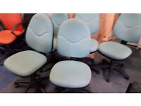 Operators office chairs 25 pounds each