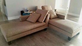 Dwell chaise sofa corner L shape Ankara