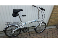 Ammco Easy Rider Folding Bike £130