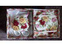 Ornamental tea set for sale
