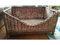 Dog basket - large