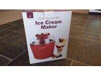 Andrew James Ice Cream Maker for sale